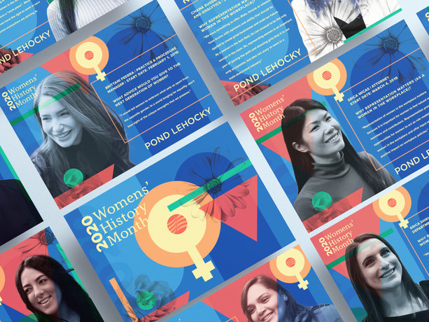 Women's History Month Features