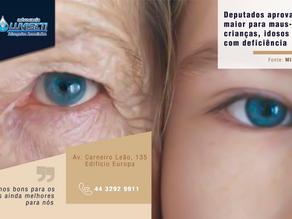 Deputados aprovam pena maior para maus-tratos a crianças, idosos e pessoas com deficiência