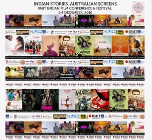 Indian stories, Australian screen - RMIT Indian Film festival to Kickstart from 1st December!