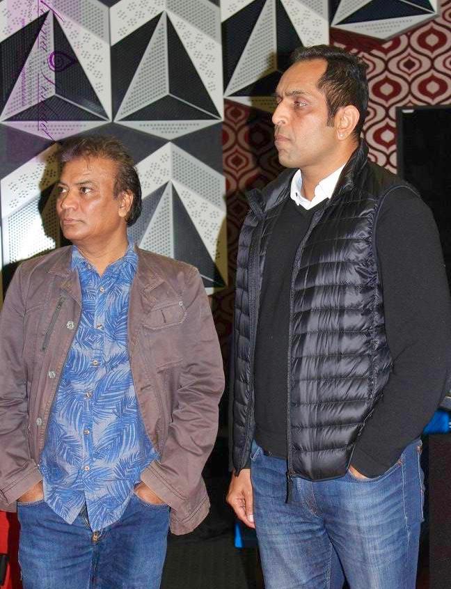 Vipin Sharma & Vishwajeet Pradhan