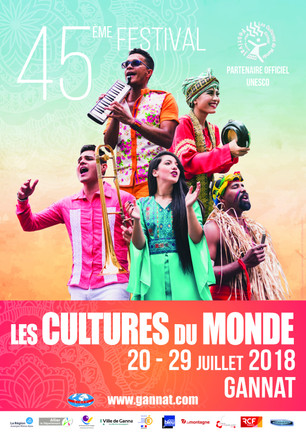 Celebrate The Cultures of the World in Gannat, France!