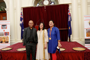 DANCE OF THE HINDU GODS A multimedia exhibition at Queen's Hall, Parliament of Victoria!