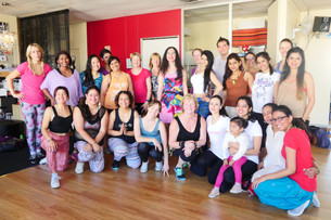 Dancing for Fitness - Bollywood Style!