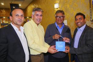 Prof Talat Ahmed, Vice Chancellor of Jamia Millia Islamia Announces the Australian Chapter of the Ja