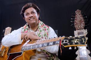 Debashish Bhattacharya's Odyssey of Slide Guitar Ragas... from Dusk till Dawn!