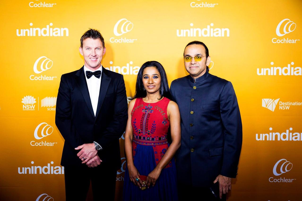 Brett Lee, Tannsitha, Anupam Sharma