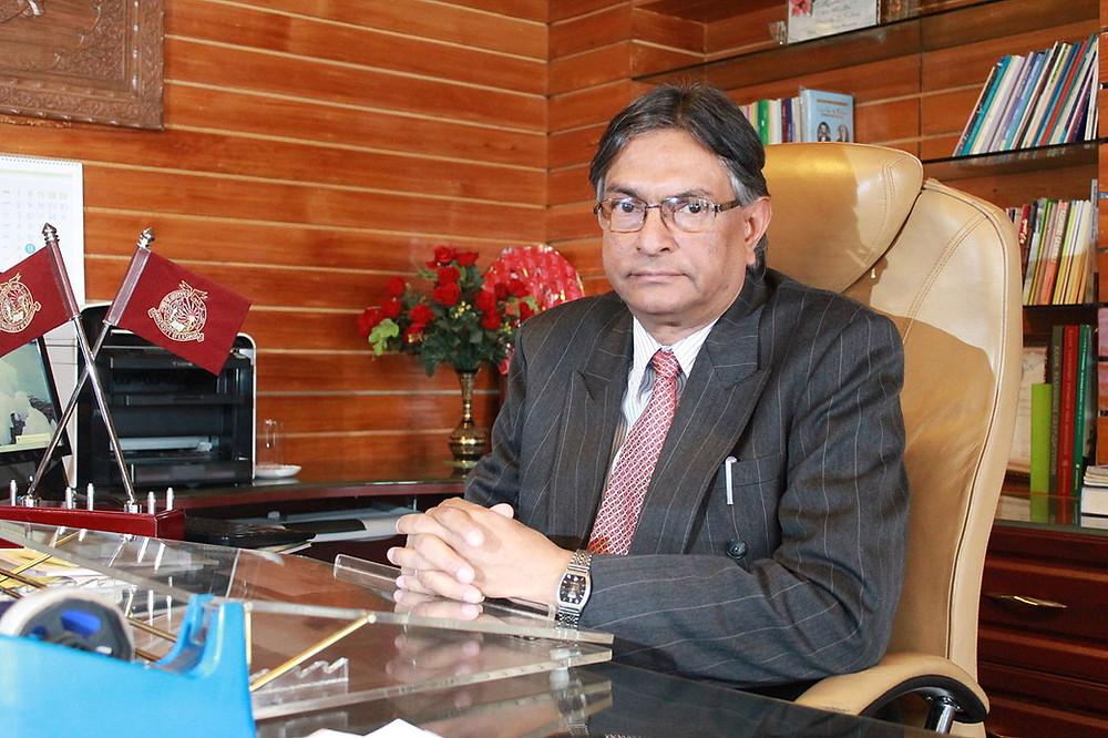 Prof Talat Ahmed - Vice Chancellor, Jamia Millia Islamia