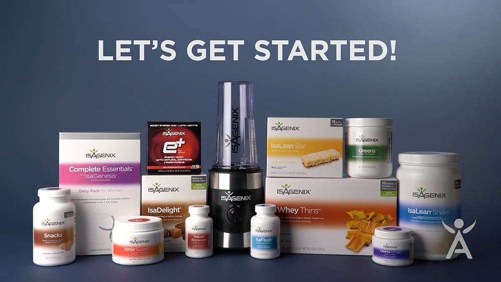 Isagenix UK
