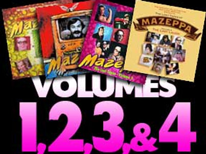 Free Shipping when you buy all four DVDs !(does not include int'l orders)