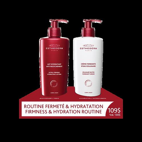 Duo Jumbo Fermeté & Hydratation