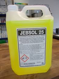 Jebsol 25 Hard Surface Cleaner