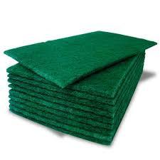 """10 x 9 x 6""""Green Scourers"""