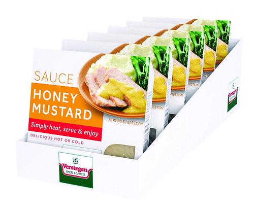 6 x 80ml Verstegen Micro Honey and Mustard Sauce