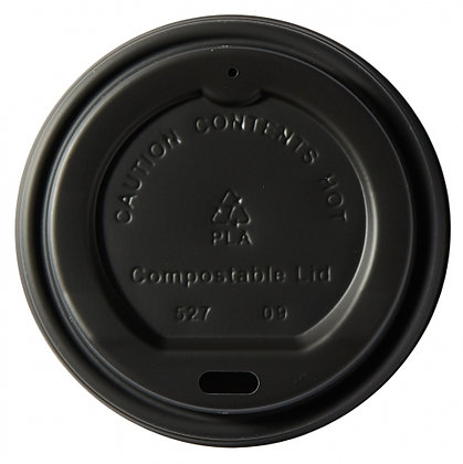 Black Lids To Fit 12/16/20oz Cup