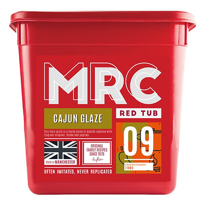 MRC 2.5KG Cajun Glaze