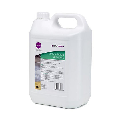 5L Concentrated Detergent