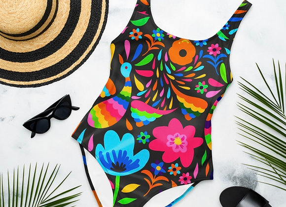 Otomi Swimsuit - Black
