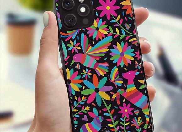 Otomi Tenango iPhone Case