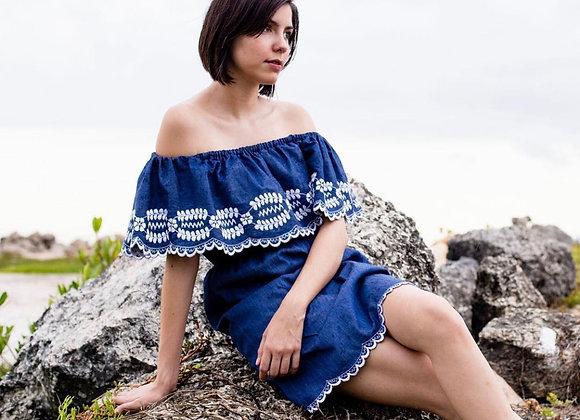 Merida Midi Dress