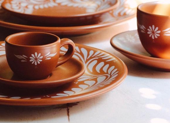 Puebla Vintage - Porcelain Tableware 20 pc