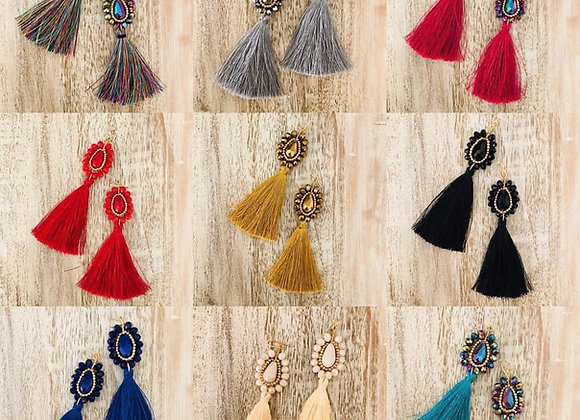 Lolitas Tassel Earrings