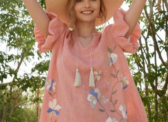 Marcia Tassel Dress