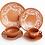 Thumbnail: Puebla Vintage - Porcelain Tableware 20 pc