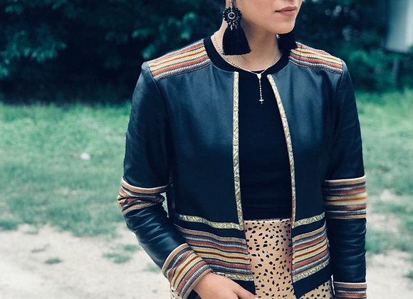 Scorpio Matilde Leather Jacket