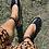 Thumbnail: Morkas Ballerina Espadrille - Black