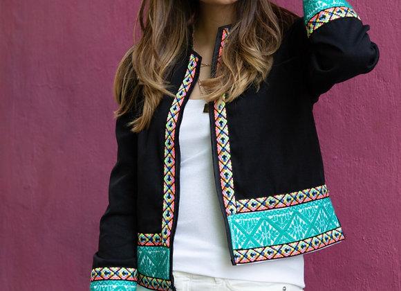 Celestina Turquesa Jacket