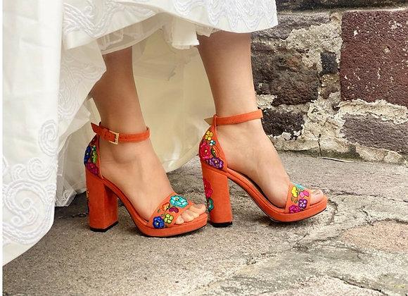 Lolkina LoLas Heels - Orange