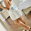 Thumbnail: Rafaela Mini Dress  White Turquoise