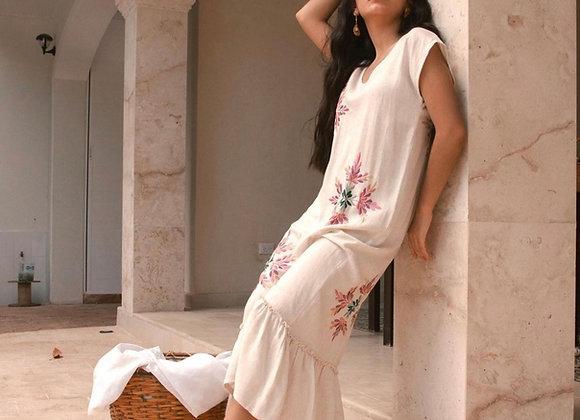 Zulia Maxi Dress