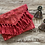 Thumbnail: Coral Crossbody Clutch