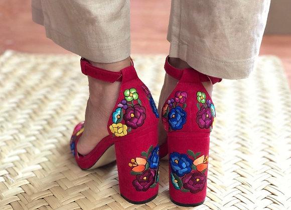 LoLas Heels - Red