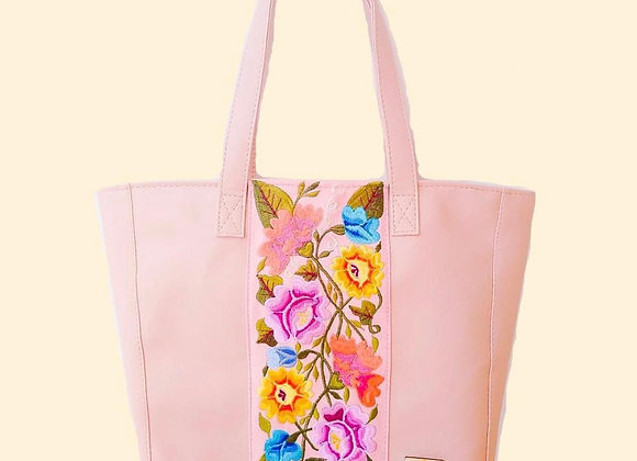 Yatziri Shoulder Bag - Pastel Pink