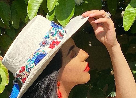 Cielo Azul Sombrero