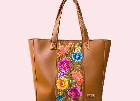 Yatziri Shoulder Bag - Caramel