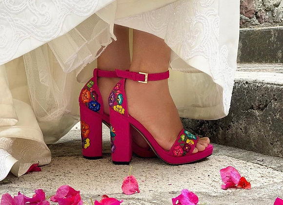 Lolkina LoLas Heels - Pink