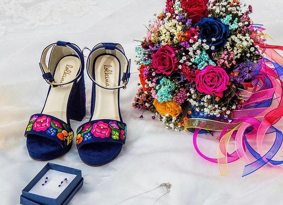 LoLas Heels - Royal Blue