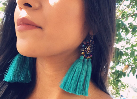Lolas in Turquoise