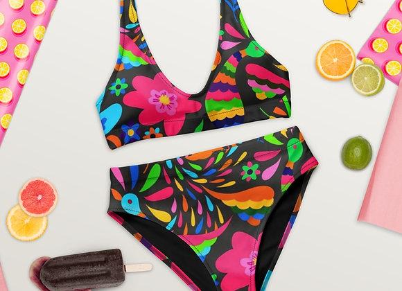 Otomi 2 Pc High Rise Bikini