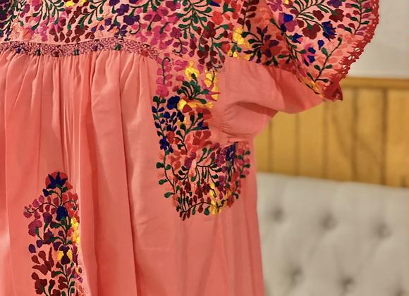 Allende San Antonino Midi Dress