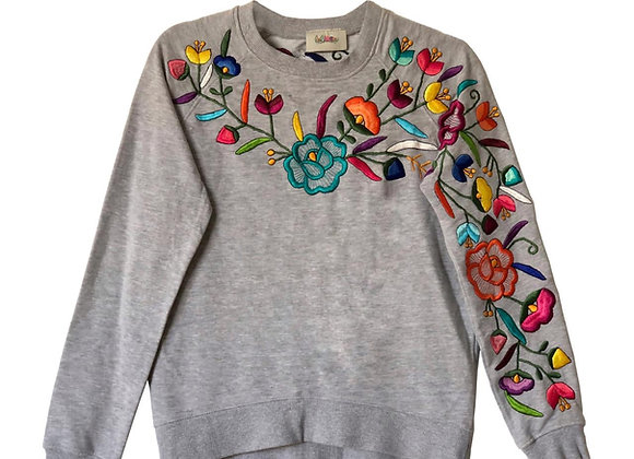 Lolkina Sweatshirt - Gray
