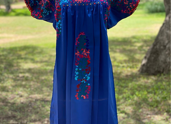 San Antonino Royal Midi Dress