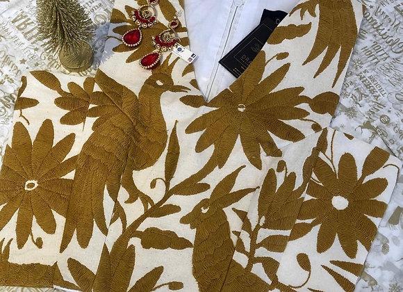Otomi Oro Crop Top