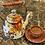 Thumbnail: Puebla Vintage Cappuccino 8 Piece Set for 4 - Porcelain