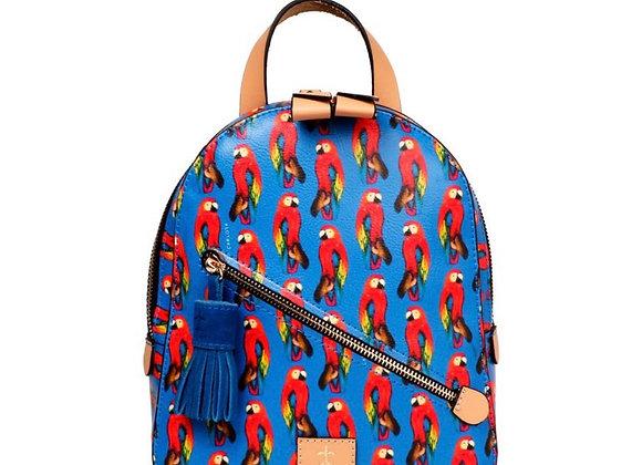 Guacamaya Leather Backpack