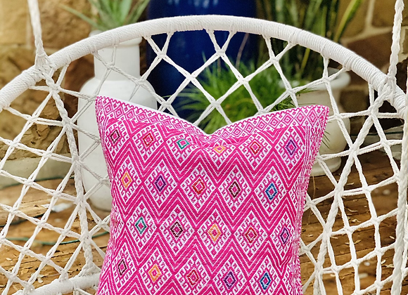 Pink Larrainzar Pillow Shams - Set of 2