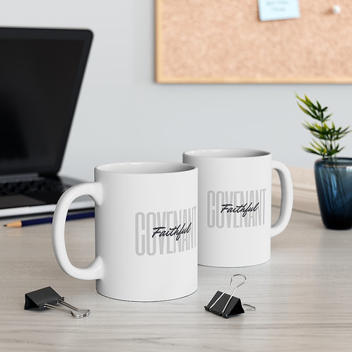 Mug 11oz - Faithful